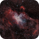 The Eagle Nebula (M 16) in HOO,                                  Marcel N.