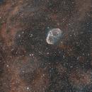 The Crescent Nebula,                    Julien Lana
