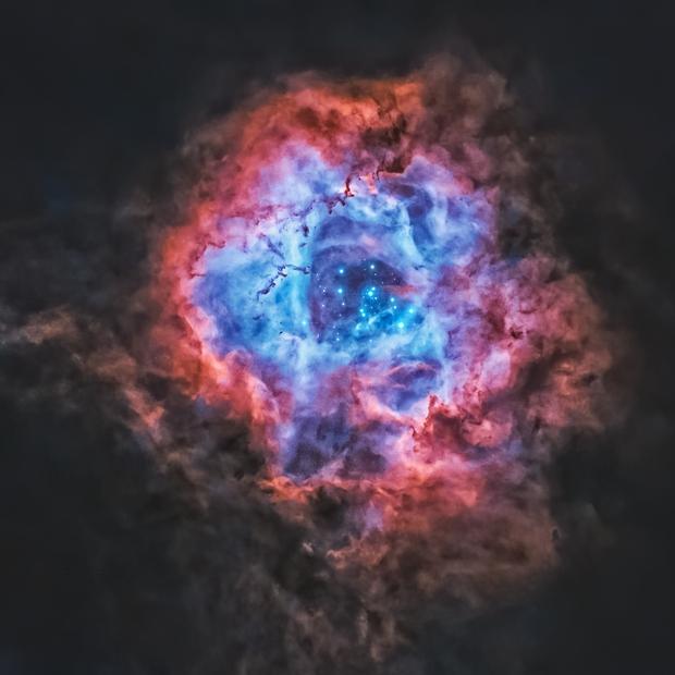 Starless Caldwell 49,                                Nico Augustin