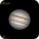 Jupiter and GRS 07/05/2020,                                Carlos Alberto Pa...