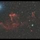 IC 63 L(Ha)RGB,                                Kenneth Sneis