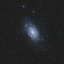 """NGC 2403 - EdgeHD 11"""",                                Andrew Burwell"""