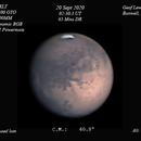 Mars 20 Sept 2020,                                Geof Lewis