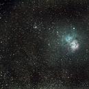 The Trifid Nebula,                                Zach Coldebella