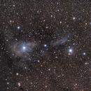 vdB 14 (LBN 681) and vdB 15 (LBN 682),                                astrotaxi