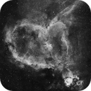 IC 1805 Heart Nebula,                                Yizhou Zhang
