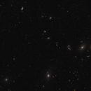 A Chain of Galaxies,                                Alex Roberts
