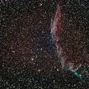 NGC6992: The Eastern Veil Nebula,                                Ben Gilsrud