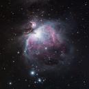 Messier 42 - Great Orion Nebula,                                Theodoros Temourtzidis