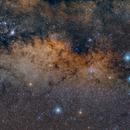 Milky Way,                                Lorenzo Palloni