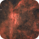 Propeller nebula . Simeis 57 - DWB 111 in Cygnus,                                Jens Hackmann