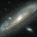 Andromeda Galaxy,                                Alfred Leitgeb