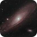 The Andromeda Galaxy,                    Joe