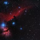 Horsehead nebula,                                Nic Doebelin
