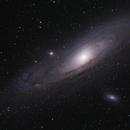 Andromeda Galaxy,                                Keith Hanssen
