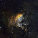 NGC 7822,                                Loran Hughes