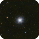 M13: Great Cluster in Hercules,                                legova