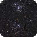 Double Cluster,                                Jeff Kraehnke