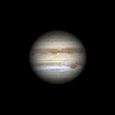 Jupiter 2020-07-18. Jupiter and RGS,                                Pedro Garcia
