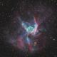 Thor's Helmet (NGC 2359),                                Chris Sullivan