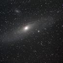 Andromeda Galaxie,                                Anton