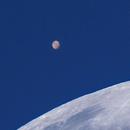 Mars occultation,                                Gianluca Belgrado