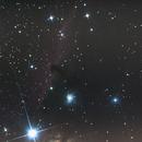 IC434 La nebuleuse de la tete de cheval,                                Alex_Salade