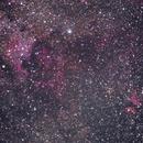 Cygnus Region,                                LakeFX
