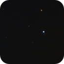 Neptun mit Mond Triton,                                  Horst Twele