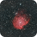 NGC 2175 - Sh2 - 252 from the city.,                                GALASSIA 60