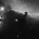 IC434 - Horse Head & Flame Nebula,                                Francesco Di Cencio