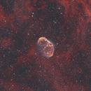 NGC6888 Crescent nebula,                                Stjepan Prugovečki