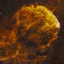 Jellyfish Nebula (IC 443),                                Dave Swenson