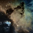 NGC 2259 and The Overhang Of Dust,                                Nathan Morgan (nm...