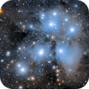 M45 Pleiades,                                AstroBDLbug