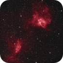 Sh2-280 and Sh2-282,                                equinoxx
