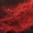 California Nebula,                                Morris Yoder