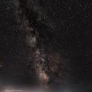 Milky Way over Hood River,                                Glenn Bargabus