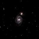M51 - Whirlpool Galaxy,                                Greg Wesson