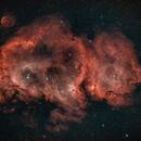 Soul Nebula IC 1848,                                photoman888