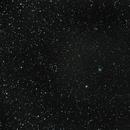 The Little Dumbbell Nebula,                                Zach Coldebella