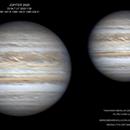 Júpiter  2020-7-26 22:04,7 UT,                                ortzemuga