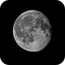 The Moon, Day 18, 2020-11-03,                                Mark L Mitchell