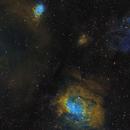 NGC 7538,                                Mike Miller