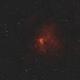 NGC 1491,                                Samuel Khodari