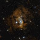 NGC 7635 Bubble Nebula,                                Kevin Fordham