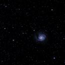 Messier 101, Pinwheel-Galaxie,                                Michael Landert