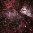 Carina Nebula ,                                Daudet