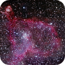 Heart Nebula,                                David Redwine