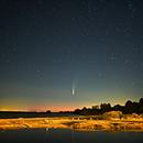 Comète NÉOWISE C/2020 F3,                                WILHELM